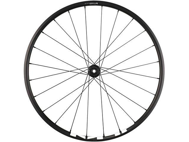 "Shimano WH-MT500 MTB Hinterrad 27,5"" Disc CL Clincher E-Thru 142mm schwarz"